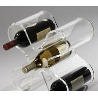 China Perspex Wine Display, Acrylic Wine Holder,  Acrylic Wine Rack wholesale