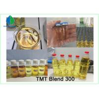 Wholesale Pre-made Oil TMT Blend 375 Injectable Anabolic Steroids Light yellow liquid for Muscle Gain from china suppliers