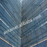 China high quality building and gangway green safety net wholesale
