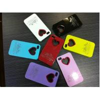 second generation heart flower style case for iphone4&4s