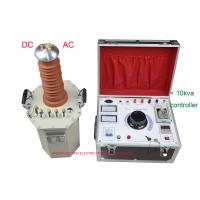China AC DC Oil Hipot Tester wholesale