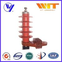 Wholesale 5KA Color Customized Polymer Surge Arrester Without Gap , 54KV Rated Voltage from china suppliers