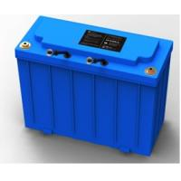 Wholesale 12.8v110Ah LiFePO4 rechargeable 26650 Battery Pack For Solar Storage from china suppliers