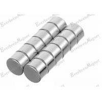 Wholesale Strong Disc Permanent Neodymium Magnets Dia 27*5mm Thickness Nickel coating from china suppliers
