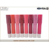 Wholesale Professional Kiss Proof Lipstick Pencil , Environment Protection Pale Pink Lipstick from china suppliers
