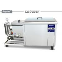 China Limplus Custom Ultrasonic Cleaner Industrial With Heater For Turbochargers Parts wholesale