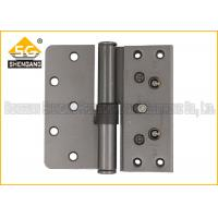 China Portable Fitting Room Adjustable Door Hinges , 3 Way Butterfly Hinge wholesale