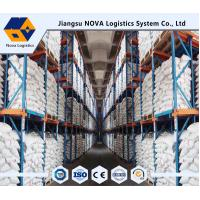 Wholesale Structural Pallet Racking / Drive In Pallet Racking System 10 Years Warranty from china suppliers