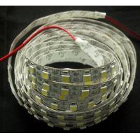 China 72leds/m flexble led strip light white color non-waterproof wholesale