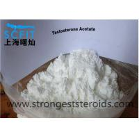 99% Purity Anabolic Steroid Raw Powder Test Ace Testosterone Acetate 10g/bag
