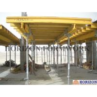 Wholesale Table Forms Slab Formwork Systems Large Area Concrete Pouring With Guard Rails from china suppliers