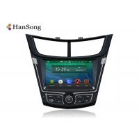 8 Inch Chevrolet Sail 3 Android Car Stero with Full Touch HDMI out BT  GPS IN