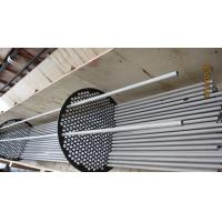 Heat Exchanger Stainless Steel Seamless Tube ASTM B677 UNS NO8904 / 904L