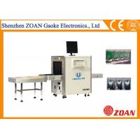 High Resolution Baggage Screening Equipment , X Ray Inspection Machine For Airport