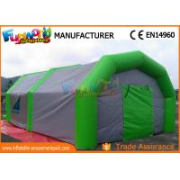 Wholesale Customized Inflatable Party Tent / Inflatable Medical Tent Marquee from china suppliers
