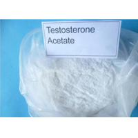White powder Testosterone Anabolic Steroid Testosterone Acetate body and muscle building