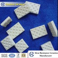 China Raised Ceramic Mosaic Tile Vulcanized in Pulley Lagging wholesale