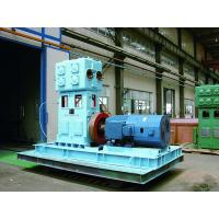 China Skid-monunted Compressor ZW-3.3/165 ZW-57/30 Vertical ,two row,four stage casting steel blue colour wholesale
