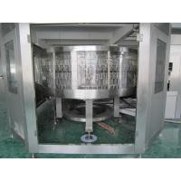 China 72 Heads Normal pressure Hot Filling Machine High Capacity Commercial Bottling Equipment wholesale
