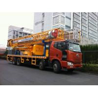 China 8x4 Bridge Inspection Vehicle Euro III/IV 22M With Arm And FAW Chassis wholesale