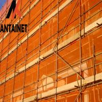 Wholesale Flame retardant HDPE  orange safety net for construction in China from china suppliers