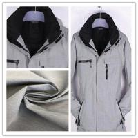 Wholesale High F Water Repellent Outdoor Fabric , Moisture Permeability Waterproof Jacket Fabric from china suppliers