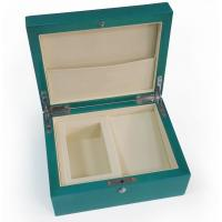 Bracelet Wooden Jewelry Packaging Boxes , Custom Printed  Jewelry Boxes