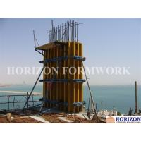 Wholesale Scaffold Brackets For Safety Protection Equipped On Concrete Wall Formwork from china suppliers