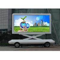 Led Display Trailer with P10 Mobile Led Screen Trailer for
