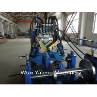China 1.5 - 3mm Thickness Corrugated Sheet Roll Forming Machine Separate 2 Sides Frames wholesale