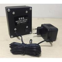 Wholesale 12 VDC 3Rpm Min BBQ Grill Rotisserie Motor With European Plug Charger from china suppliers