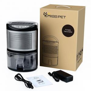 3.4kg Indoor Digital Quiet Super Quiet Dehumidifier Comfort 600ML - 800 ML