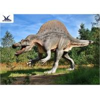 Wholesale Park Decorative Artificial Dinosaur Garden Ornaments Life Size Dinosaur Decoration Models from china suppliers