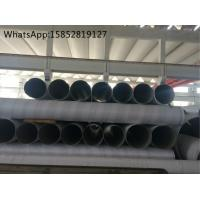 China Welded Stainless Steel Pipe , Tube TP310H  A312 / A358  Corrosion Resistant wholesale