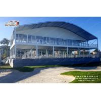 Wholesale 50m Width Arcum Shape Double Decker Tents For Outdoor Exhibition Event from china suppliers