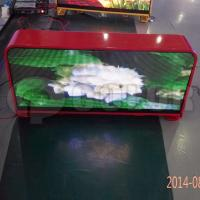 China P5mm Outdoor LED Taxi Sign Movable Message Display Board for Taxis wholesale