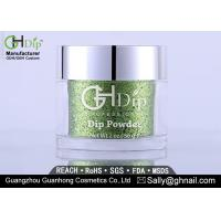 Wholesale No UV Light Professional Acrylic Powder , Glitter Dip Powder Long Lasting from china suppliers