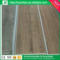 Click lock laminated Coating UV pvc flooring for home