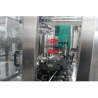 China New Type Zhangjiagang City fruit juice full automatic hot filling machine wholesale