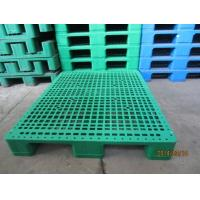 Wholesale Reinforced Europe standard plastic pallets use in goods shelf from china suppliers