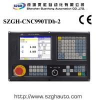 China updated CNC lathe control system with resistant to water, oil, sweat, dust function wholesale