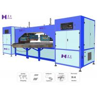 27.12MHZ Air Pocket High Frequency PVC Welding Machine 25KW 35KVA Input Power