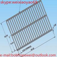 Wholesale Hot Dipped Galvanized steel  grating/steel floor grating/galvanized grating/metal bar grating/steel grating prices from china suppliers