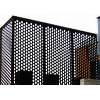 China Hollow Engraved /Perforated Aluminum Panel For Cladding Wall Decoration wholesale