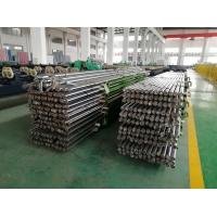 Wholesale CK45 Hard Chrome Plated Bar F7 20-30 Micron Length 1000-8000MM from china suppliers