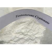 Wholesale Testosterone Anabolic Steroid White Powder Testosterone Cypionate / Test Cyp CAS 58-20-8 For Muscle Gaining from china suppliers