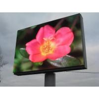 DIP346 Fixed Square Outdoor Full Color LED Display Signs P10 1R1G1B For Events