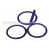 High Heat Hydraulic Rod Seals , Oil Resistant Machinery  Rubber Piston Seals
