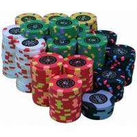 Wholesale Custom Plastic Poker Chips from china suppliers