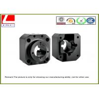 Wholesale Customized color Anodization CNC Aluminium machining Parts Bearing Mount from china suppliers
